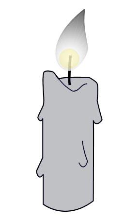 Signification des couleurs magie - Dessin de bougies ...
